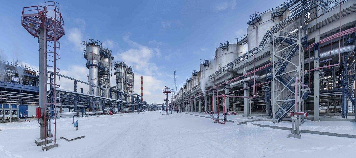 Современные методы нефтепереработки