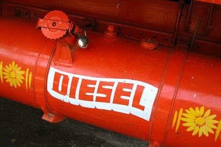 летнее дизельное топливо