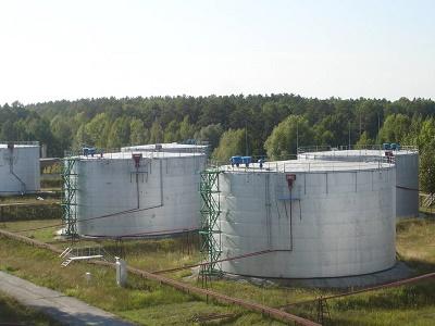 хранение дизельного топлива
